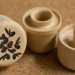 thetis pack πώμα συνθετικό με δείκτη ροής με ξύλινη κεφαλή wooden head synthetic cap versatore pourer
