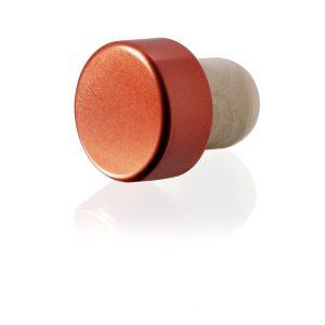 thetis pack πώμα με κεφαλή αλουμινίου συνθετικό synthetic cap metallic head