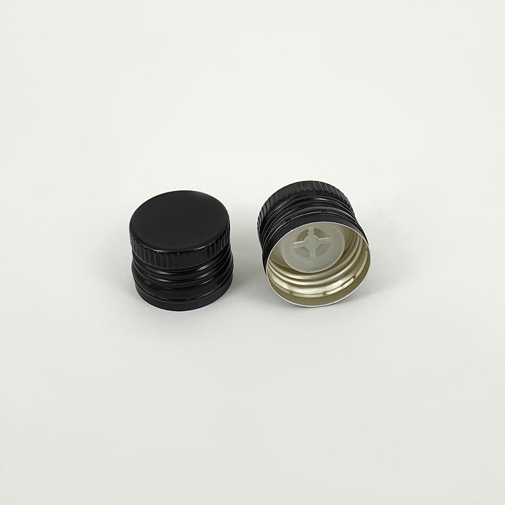 thetis pack πώμα αλουμινίου προβιδωμένο λάδι aluminum screw cap oil